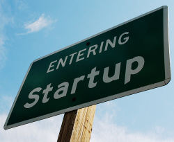 Startup - sign 2